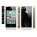 SGP iPhone 4 Case Ultra Slider Crystal Series [Champagne Gold]
